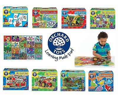 Orchard Toys - Puzzles For Kids  - Extensive Range • 12.99£
