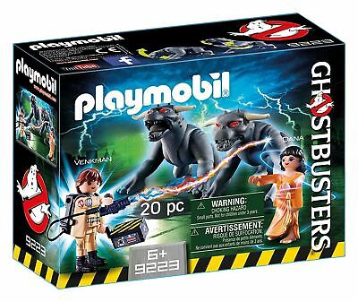 Playmobil 9223 Ghostbusters - Ghostbuster With Zuul • 8.95£