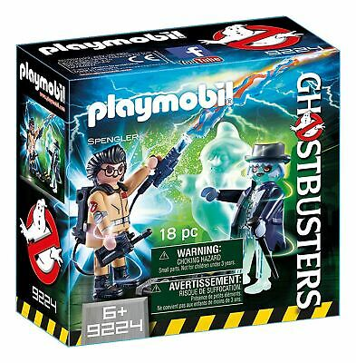 Playmobil 9224 Ghostbusters Ghostbuster With Ghost • 9.95£