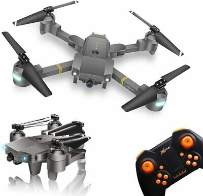 Drone With FPV Camera Remote Control Helicopter With 720P HD Camera Ages 14+ • 21.99£
