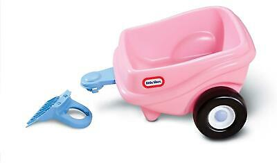 Little Tikes - Princess Cozy Coupe Trailer Pink • 44.99£