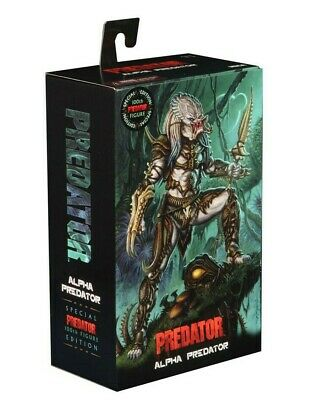 NECA - Ultimate Alpha Predator 100th Special Edition 7  Action Figure *IN STOCK* • 36.99£