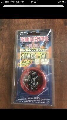 Vintage Thunderstone 4 Ball Clutch Professional Power Yo-Yo Sealed Old ShopStock • 24.99£