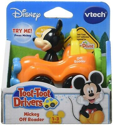 VTech Toot-Toot Drivers Disney Mickey Off Roader 511403 Brand New Fast Postage • 5£