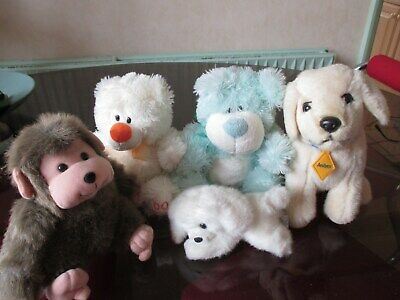 Five Lots Of Cuddly Toys • 20£