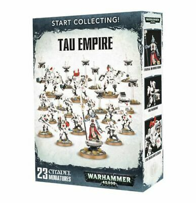 Warhammer 40k: Start Collecting Tau Empire • 64.99£