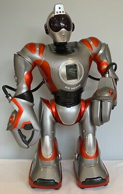 Wowwee 2006 RS MEDIA ROBOSAPIEN V2 Remote Control Multimedia 22 Inches Robot • 199.99£
