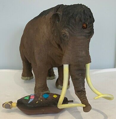 WowWee 1999 Mammoth Remote Control Robot Toy • 130£