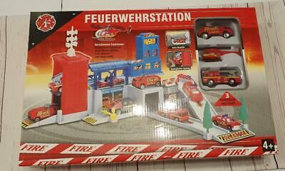 Fire Rescue Station Playset • 16.99£