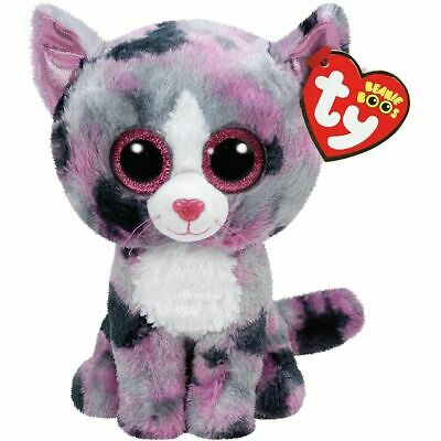 New Ty 15 Cm 6 Inch The Beanie Bloo Plush Collection Lindi Soft Toy Ideal Gift  • 7.99£