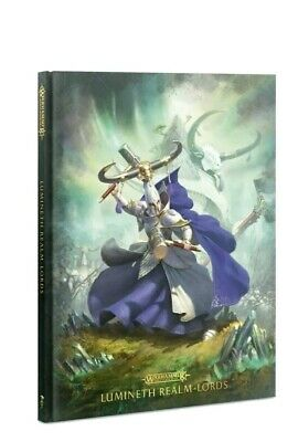 Warhammer Age Of Sigmar, Lumineth Realm Lords, Codex Battletome • 19.99£