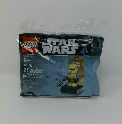 LEGO 40176 Star Wars Scarif  Stormtrooper Minifigure Poly Bag  • 6.50£