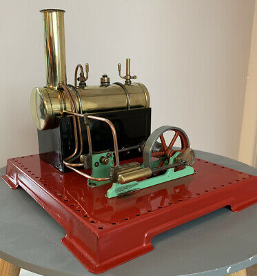 Mamod SE3 Stationary Steam Engine. C1960. In Working Order • 51.55£