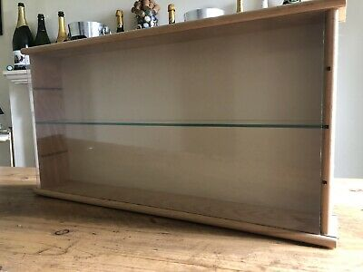 Model Car / Motorcycle / Train Display Case / Cabinet (Wall Mountable) • 5£