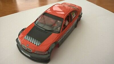 Scalextric FLY BMW 320i E46 Drift Body Shell Very Good Condition      • 5£