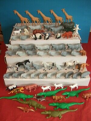 Charbens  Plastic Wild Animals And Others • 4.99£