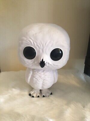 Unboxed 10 Inch Hedwig #70 Harry Potter Special Edition Funko Pop • 28£