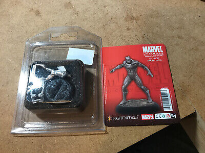 Knight Models Marvel Minature Black Panther • 20£