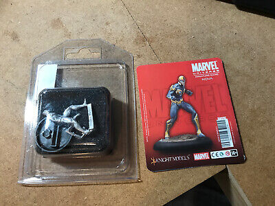 Knight Models Marvel Miniatures Game Nova Guardians Of The Galaxy • 14£
