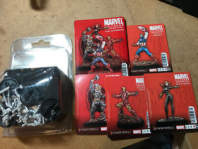 Knight Models Marvel The Avengers Oop • 50£