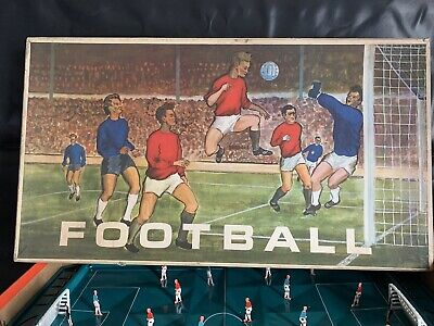 Vintage Russian Tin Plate Football Game • 45£
