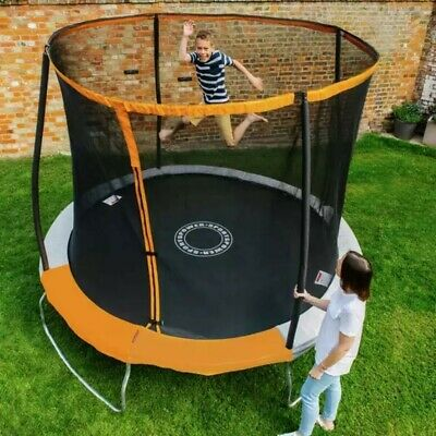 Sportspower 8ft Outdoor Kids Trampoline With Enclosure ✅Brand New🚚Fast Delivery • 165£