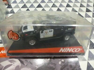 Ninco *NEW* 1/32 50456 Hummer County Sheriff  For Collectors • 55£