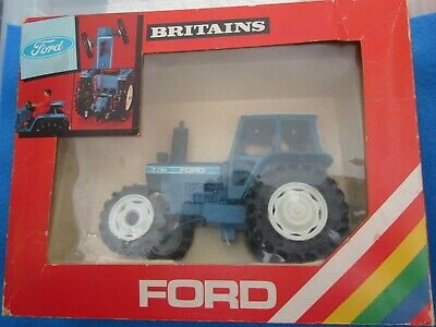 Britains Ford Tractor 7710 1:32nd Scale Model • 32.20£