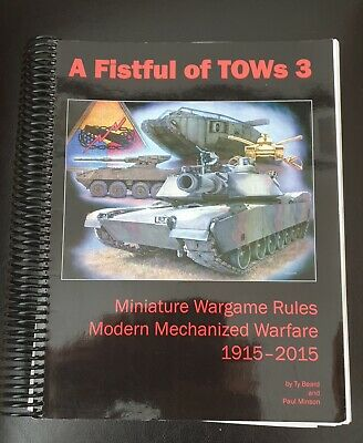 Fistful Of Tows 3 Wargames Rules. • 7.99£