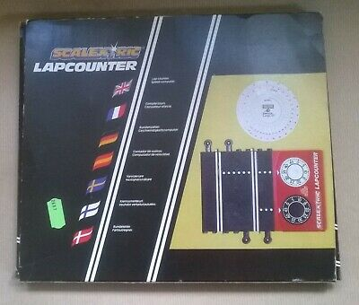 Scalextric Lap Counter (boxed) • 2.50£