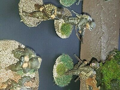 Well Painted Bolt Action American Airborne And Armoured Vehicles  • 2.99£