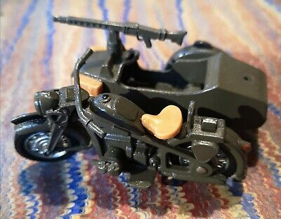 Brittains German BMW Motorcycle And Sidecar • 20£