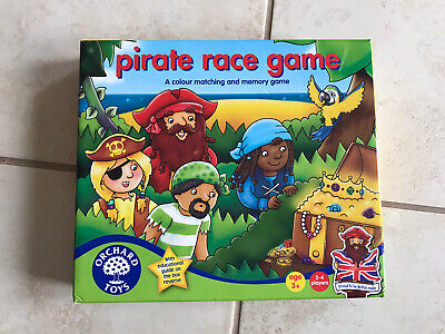 Orchard Toys - Pirate Race Game • 3£