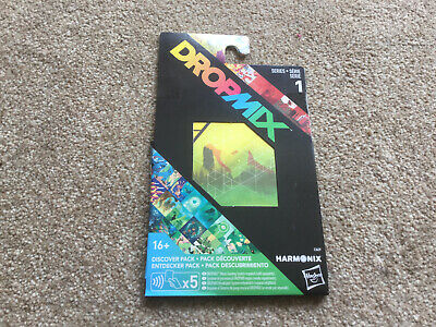 Hasbro DropMix Discover Pack Series 1 Includes 5 Drop Mix Cards • 3£