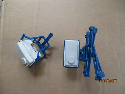Britains Farm Toy Front And Rear Tractor Sprayer Attachments VGC • 6.50£