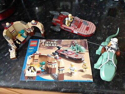 Lego Star Wars Mos Eisley Cantina 4501 Unboxed • 22.60£