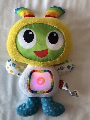 Beatbo Bright Beats Groove And Glow Soft Toy • 1.20£