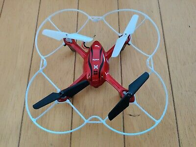 Syma X11 Air-Cam 2.4GHz 4CH Quadcopter - Used, Boxed In Excellent Condition • 4.99£