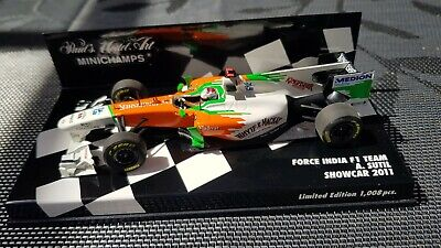 Minichamps A.Sutil Force India F1 Team 2011 1:43 Model Car • 35£