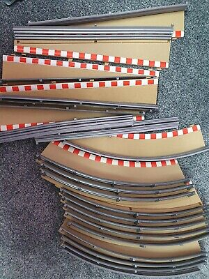 Scalextric Sport 1:32 Radius Borders & Barriers C8228 C8233 Outer, Lead-In Lot 1 • 12.99£