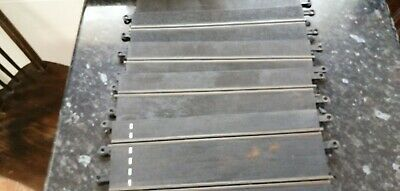 5 X Scalextric PT60  LONG STRAIGHT TRACK  VP 4 N • 5.95£