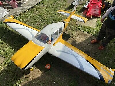 Rc Plane Large Cessna 350 Corvalis Airframe Used • 100£