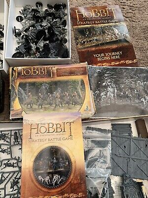 Hobbit & Lord Of The Rings Warhammer Figurines - Large Job Lot • 5.50£