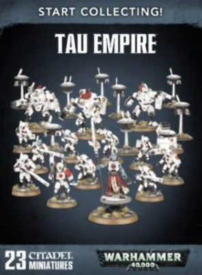 Start Collecting! Tau Empire • 49.50£