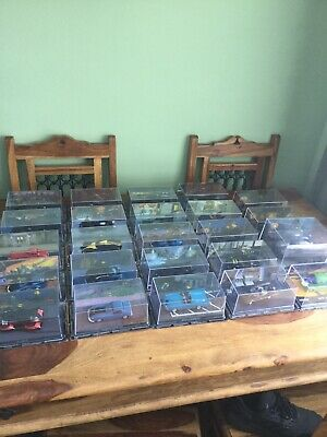 Eaglemoss Batman Automobilia Car Collection Of 24 Vehicles.used. • 70£