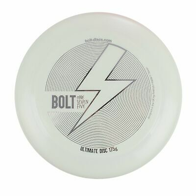 Frisbee BOLT OneSevenFive - Ultimate Frisbee Flying Disc! - Glow In The Dark • 12.99£