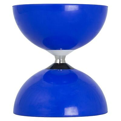 Juggle Dream Big Top Bearing Diabolo-Blue (COMES WITHOUT STICKS) • 16.99£