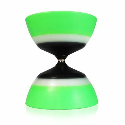Sundia Evolution G1 Five Bearing Diabolo-Green (COMES WITHOUT STICKS) • 59.99£