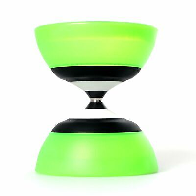 Sundia Evolution Diabolo With 5 Bearing Axle-Green (COMES WITHOUT STICKS) • 59.99£