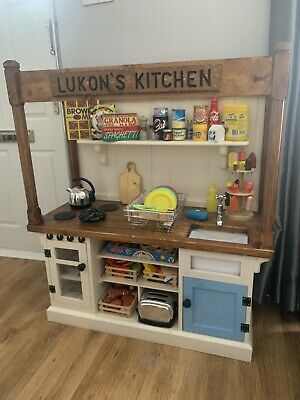 Bespoke Childs Play Kitchen • 900£